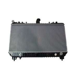 TYC 13142 Chevrolet Camaro 1 Row Plastic Aluminum Replacement Radiator
