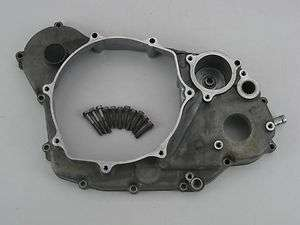 06 Suzuki LTR 450 LTR450 Engine Inner Clutch Cover #18