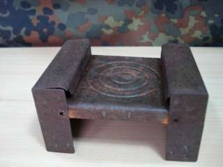 WWII ORIGINAL GERMAN WEHRMACHT FIELD STOVE – ESBIT TYPE