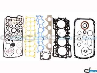 Honda Prelude 2.3L DOHC 16V New Full Gasket Kit H23A1