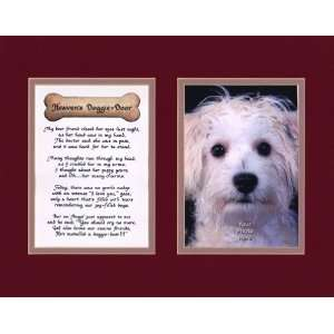 Memorial Wall Decor Poem Pet Saying Bereavement Sign