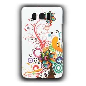 Only (Autumn Flower Design) for HTC HD2 Cell Phones & Accessories