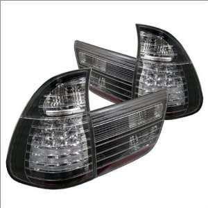 Spyder LED Euro / Altezza Tail Lights 00 03 BMW X5