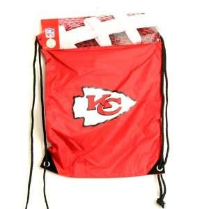 Kansas City Chiefs NFL Cinch Bag