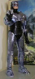 15 Tall Articulated Robocop from Toy Island w/ great extras Free Ship