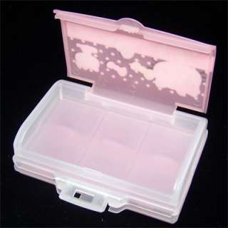 Hello Kitty Medicine Pill Tablet Box Case Holder