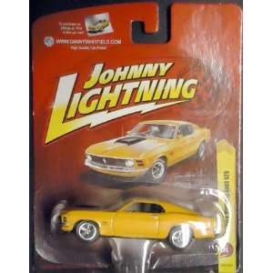 2011 Johnny Lightning 1970 Ford Mustang Boss 429 164 die cast car