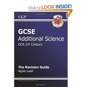 Gcse Additional Science 21st Century Revision Guide
