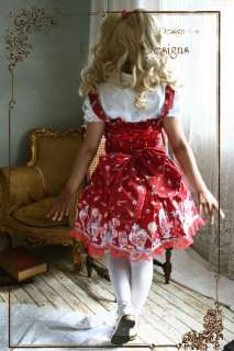 Candy Shop Girl Princess Afternoon Tea Party Dress+Headdress