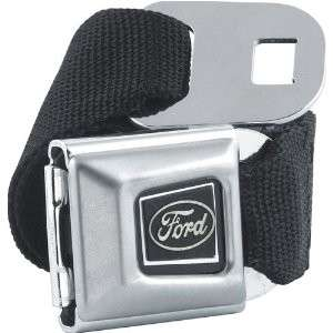 Genuine FORD Logo Seat Belt with Buckle Taurus Mustang