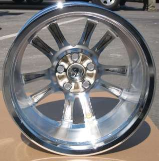 NEW 18 FACTORY LEXUS IS250 IS350 IS300 SC430 OEM CHROME WHEELS RIMS