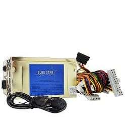 Mew Blue Star 650W 20+4 pin Dual Fan ATX PSU w/SATA (Gold)