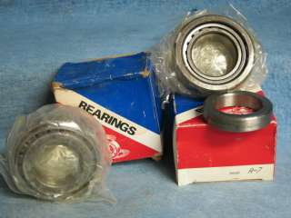 70 71 72 73 74 Mopar Rear Wheel Bearings Pair New Charger Cuda