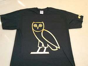 OVO Drake Octobers OVOXO VERY OWN OWL GANG HIP HOP T Shirt