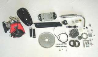 stroke MOTOR bicycle Motorized GAS ENGINE KIT 49cc