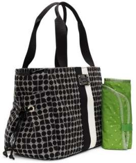 NEW Kate Spade Black Classic Noel Henry Baby Diaper Bag