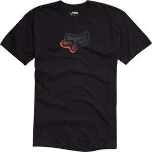 Fox Racing Astra T Shirt   Small/Black Automotive