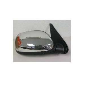 03 06 TOYOTA TUNDRA 4DR SIDE MIRROR, RH (PASSENGER SIDE), POWER with