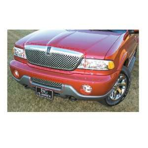 LINCOLN NAVIGATOR 1998 2002 Z MESH CHROME GRILLE GRILL KIT Automotive
