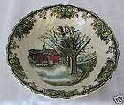 Johnson Brothers Bros Friendly Village Vegetable Bowl