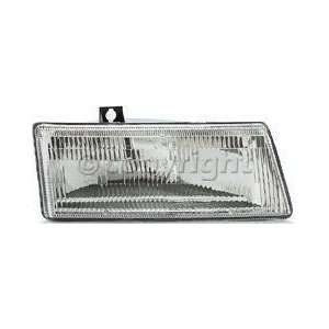 HEADLIGHT dodge GRAND CARAVAN 91 95 chrysler TOWN & COUNTRY VAN