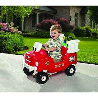 Spray & Rescue Fire Truck  Little Tikes Toys & Games Ride On Toys