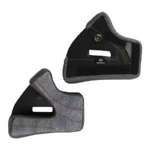 Fox Racing Rampage Cheek Pads (Suede) Adult MotoX Motorcycle Helmet