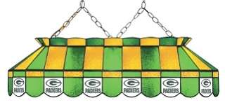 NFL Green Bay PACKERS Pool/Billiard Table Light   NEW