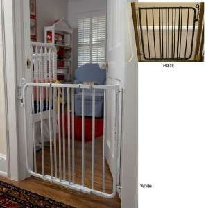 NEW Auto Lock Aluminum Child Safety Gate Pet Gate