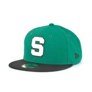 Michigan State Spartans New Era 59Fifty NCAA Two Tone Hat