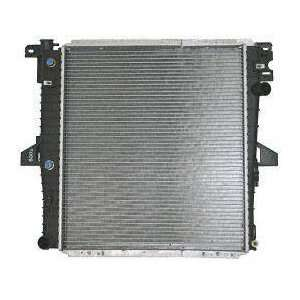 00 01 FORD EXPLORER RADIATOR SUV, 8cyl; 5.0L; 302c.i. (2000 00 2001 01