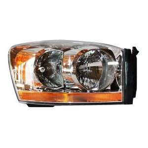 TYC 20 6747 00 Dodge Ram Passenger Side Headlight Assembly
