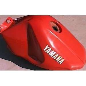 1989   1993 Yamaha FZR 1000 Gas Tank Automotive