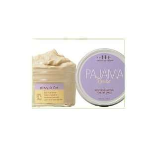 Fresh Pajama Paste Yogert Oat Honey Face Mask