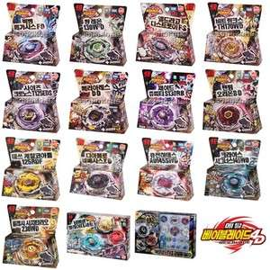 4D BeyBlade Metal Fusion Fight Starter Pack New Takara Tomy