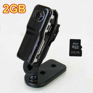 Mini DVR Video Camcorder spy Sport Camera Recorder 2GB