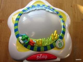 LEAP FROG DREAMSCAPES SOOTHER CRIB TOY MUSIC LIGHTS
