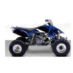 Yamaha YFZ450 Razor ATV Graphic Kit (Blue/White) (2004