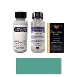 Oz. Calypso Green Metallic Paint Bottle Kit for 1997 Ford Bronco (PT