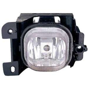 Ford Ranger Replacement Fog Light Assembly   Driver Side Automotive