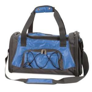 Sherpa Sport Duffle Pet Dog Cat Carrier Airline Approved Small Blue