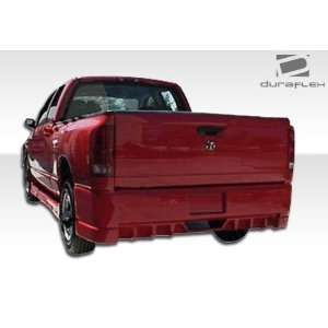 Dodge Ram Duraflex VIP Rear Bumper   Duraflex Body Kits Automotive