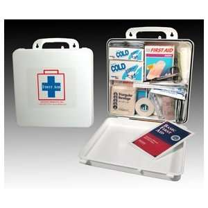 Large Bulk First Aid Kit (case w/supplies) Health