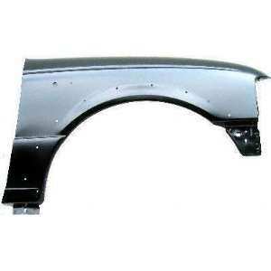 98 03 FORD RANGER FENDER RH (PASSENGER SIDE) TRUCK, With Flare Holes