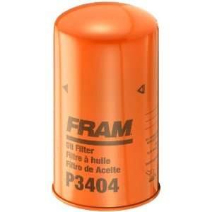 FRAM P3404 By Pass Lube Spin On Oil Filter Automotive