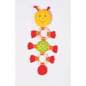 Wooden Baby Touch Chain Toys & Games