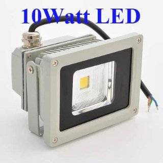 10 Watt Outdoor LED Flood Light 12v  Ac/dc Also in 120v