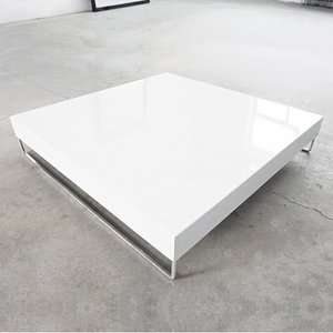 Innovation Combination Metal Occasional Table   Square