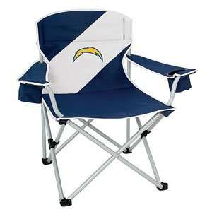San Diego Chargers NFL Mammoth Folding Arm Chair