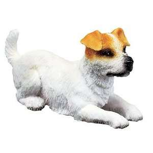 Jack Russell Terrier Puppy Dog Collectible Figure